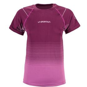 La Sportiva Medea T-Shirt Women Purple/Plum